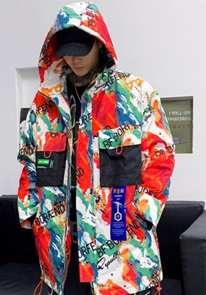 Parka Longue<br> Colored - Streetwear Shop