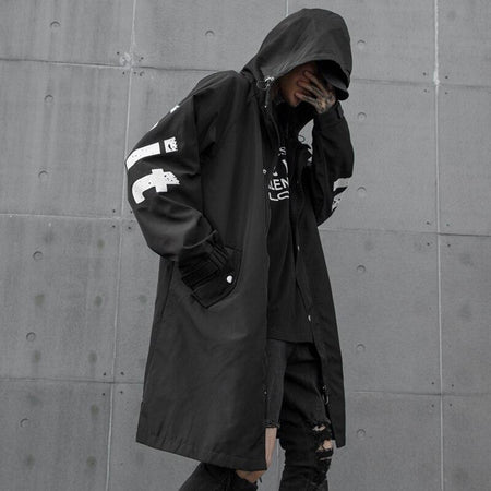 Parka Longue<br> Night - Streetwear Shop