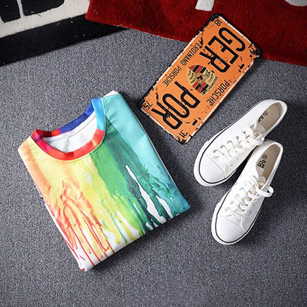 Sweat Streetwear<br> Colorfull - Streetwear Shop