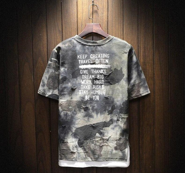 T-shirt Streetwear<br> Dream Big - Streetwear Shop