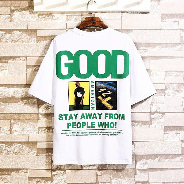 T-shirt Streetwear<br> Good - Streetwear Shop