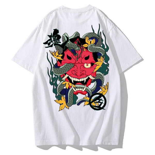 T-shirt Streetwear<br> Serpent - Streetwear Shop