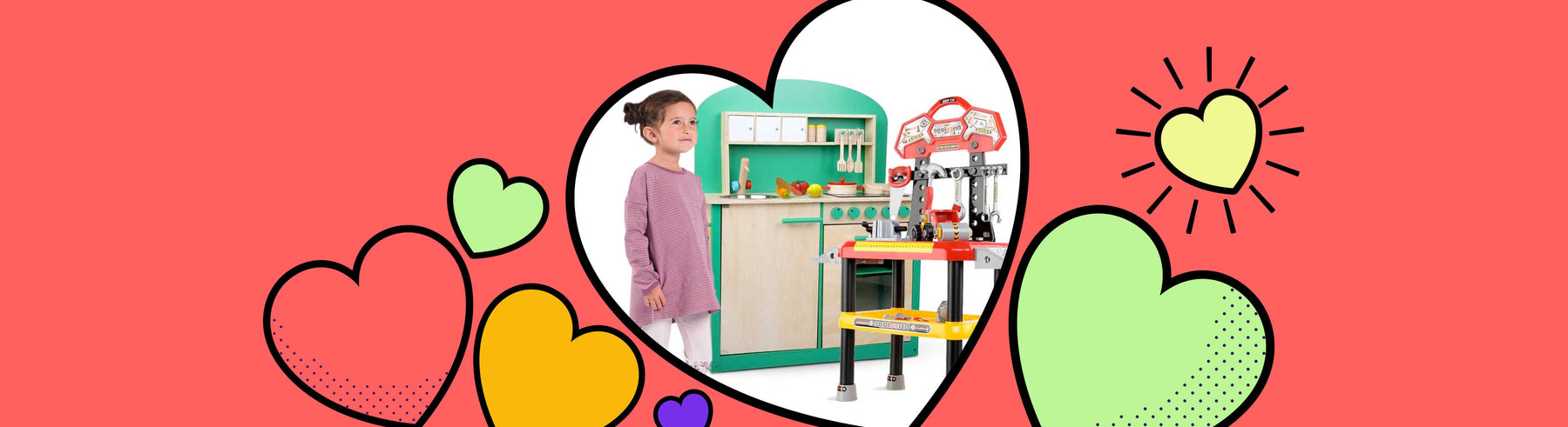 Kids Play Sets for all budgets