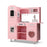 Little Chef Kids Kitchen Play Set | Soft Pink