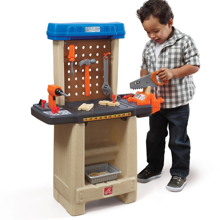 Classic World Kids Work Bench Set | Multi Colour