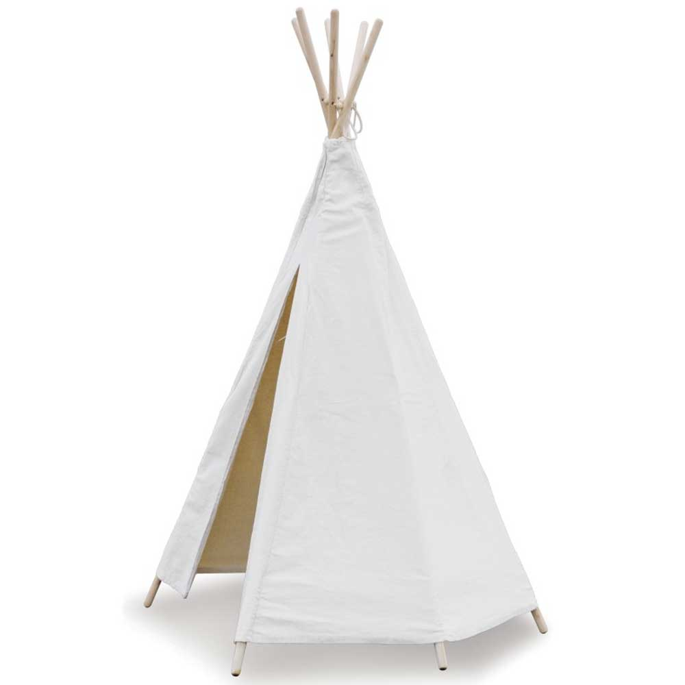 Vilac Giant Kids Canvas Teepee | Natural