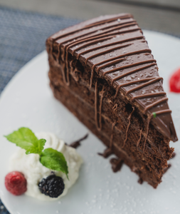 6 Layer Chocolate Cake