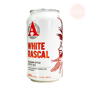 Avery White Rascal Can