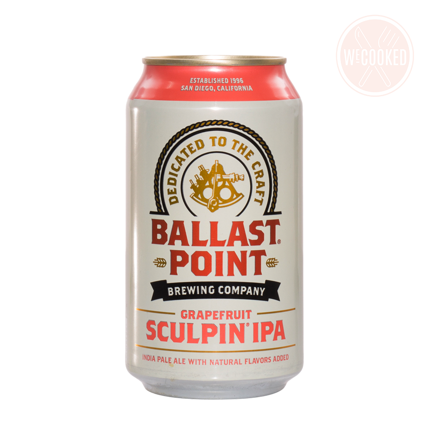 Ballast Point Grapefruit Can