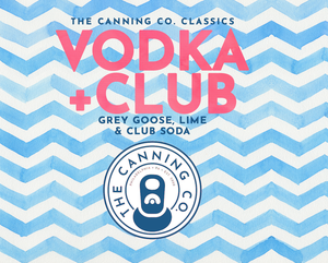 Vodka + Club