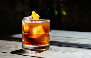 Old Fashioned (serves 4)