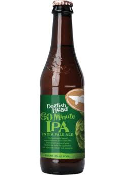 Dogfish 60 Min Bottle