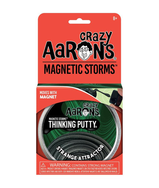 Strange Attractor Magnetic Storms Thinking Putty