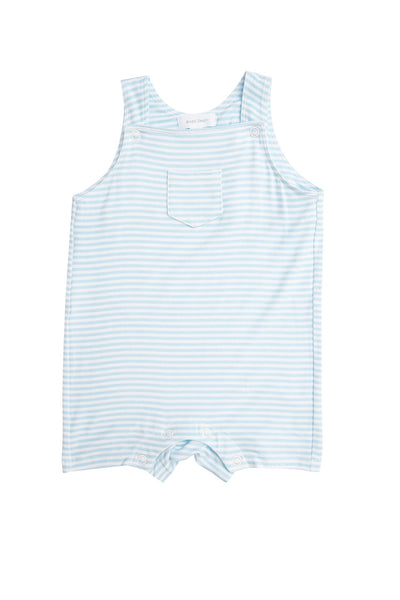Puppy Play Overall Shortie Blue