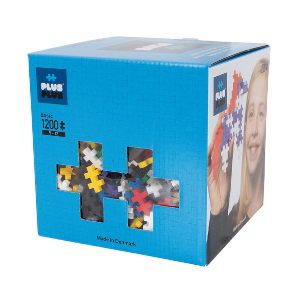 Basic 1500pc Building Blocks