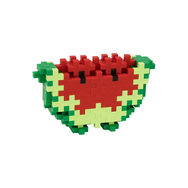Watermelon 70pc Building Block Tube