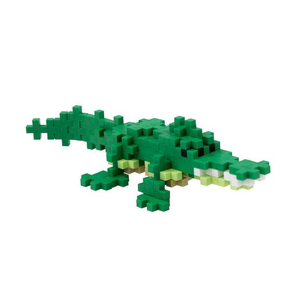 Alligator 70pc Building Block Tube