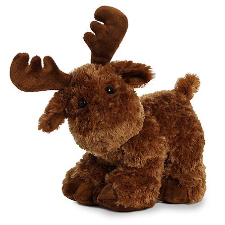 "Miles Moose 12"" Stompers Plush"