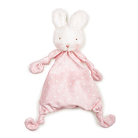 Blossom Bunny Knotty Friend Pacifier Holder