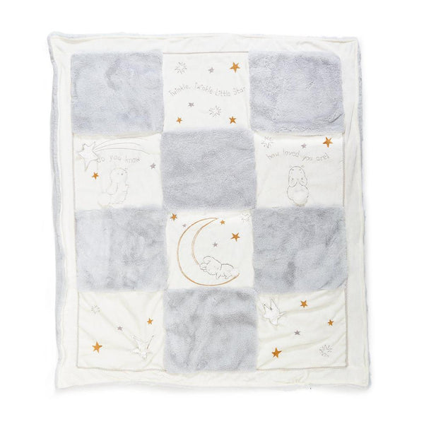 "Little Star Quilt 37"" x 42"" Quilt"