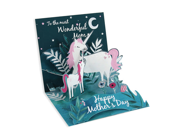 Magical Mom Pop-up Greeting Card