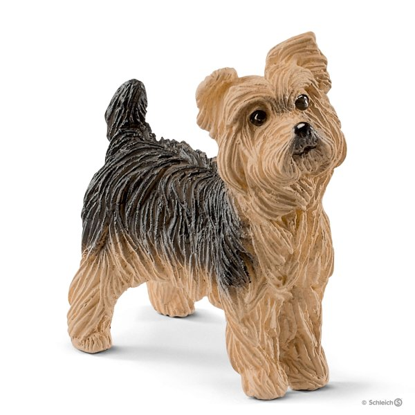 "Yorkshire Terrier 2"" Figure"