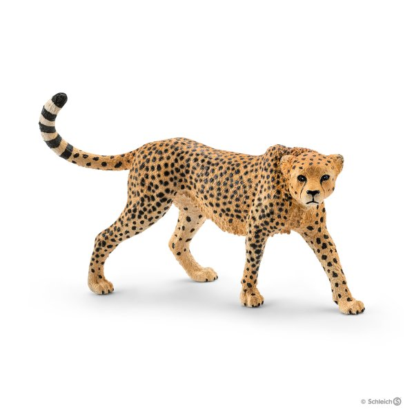 "Female Cheetah 4"" Figure"