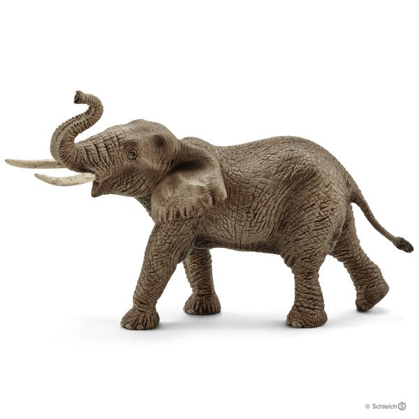"African Elephant Male 8"" Figure"