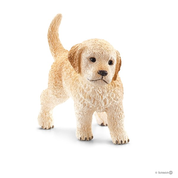 "Golden Retriever Puppy 2"" Figure"