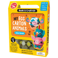 My Egg Carton Animals Kit