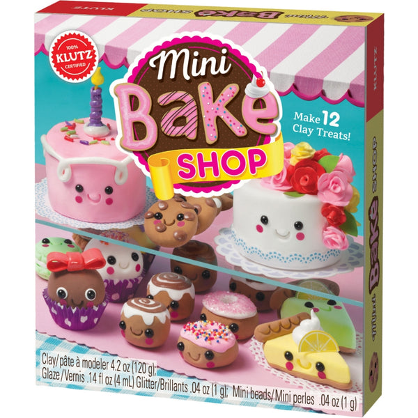 Mini Bake Shop Clay Kit