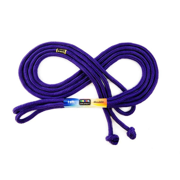 16' Double Dutch Jump Rope - Lots of Color Choices