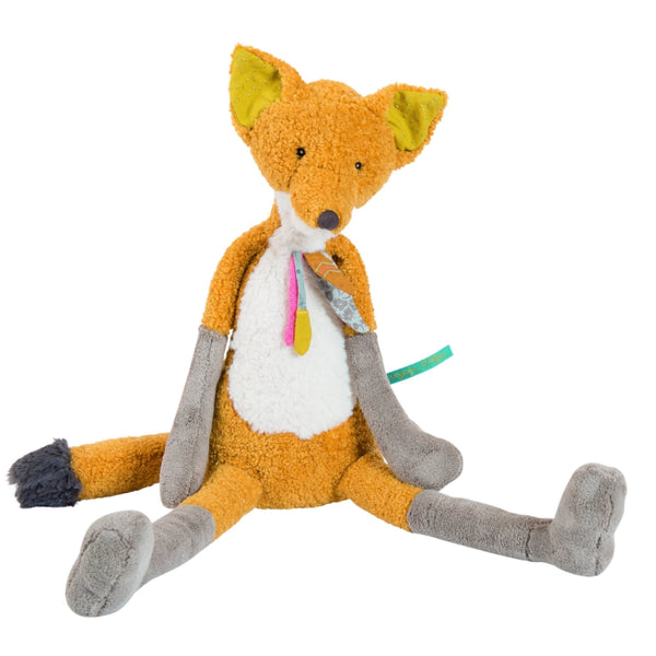 "Chaussette the Fox 22"" Plush"