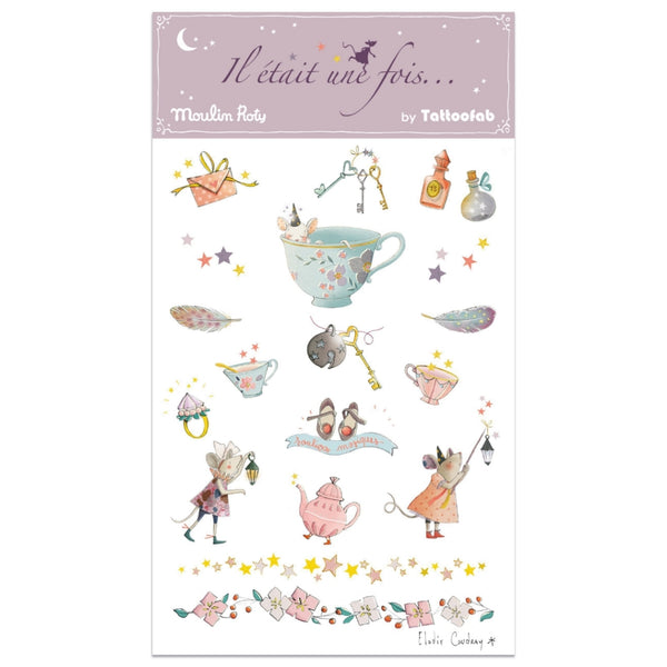 Magical Moments Temporary Tattoos