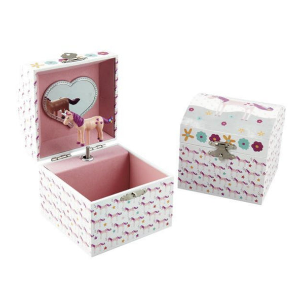 Fairy Unicorn Musical Jewelry Box