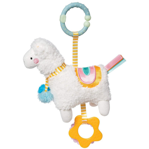 Llama Clip-On Activity Toy