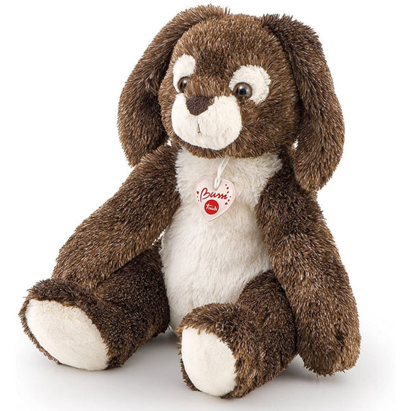 "Bussi Brown Rabbit 16"" Plush"