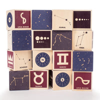 Constellation Wooden Blocks