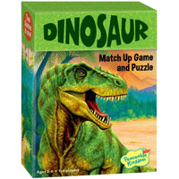 Dinosaurs Match Up Game & Puzzle