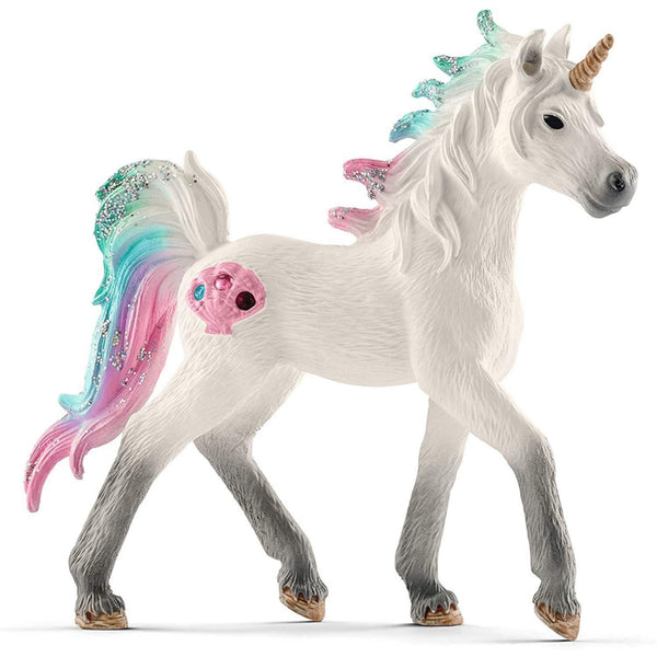 "Sea Unicorn Foal 6"" Figure"