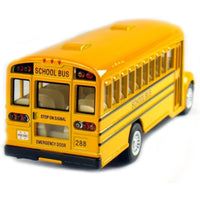 "Diecast 5"" School Bus"
