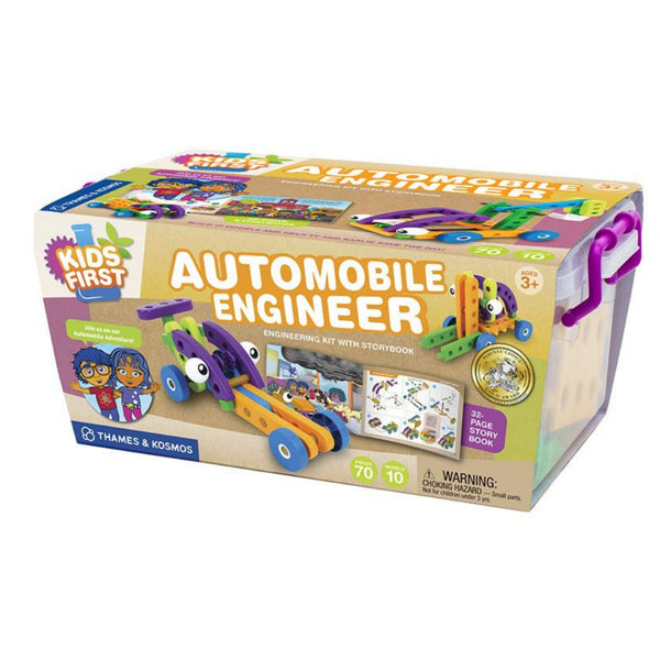 Kids First: Automobile Engineer Kit