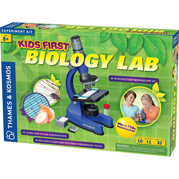 Kids First: Biology Lab