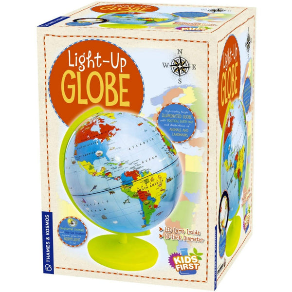 Kids First: Light-Up Globe