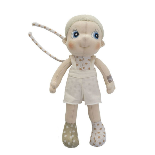"Elm Mini EcoBuds 9"" Soft Doll"