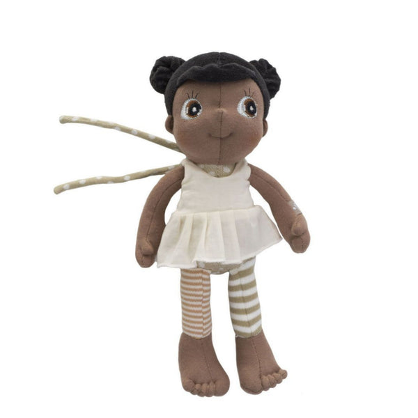 "Flora Mini EcoBuds 9"" Soft Doll"