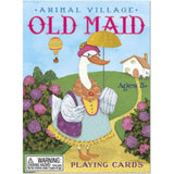 Old Maid Card Game