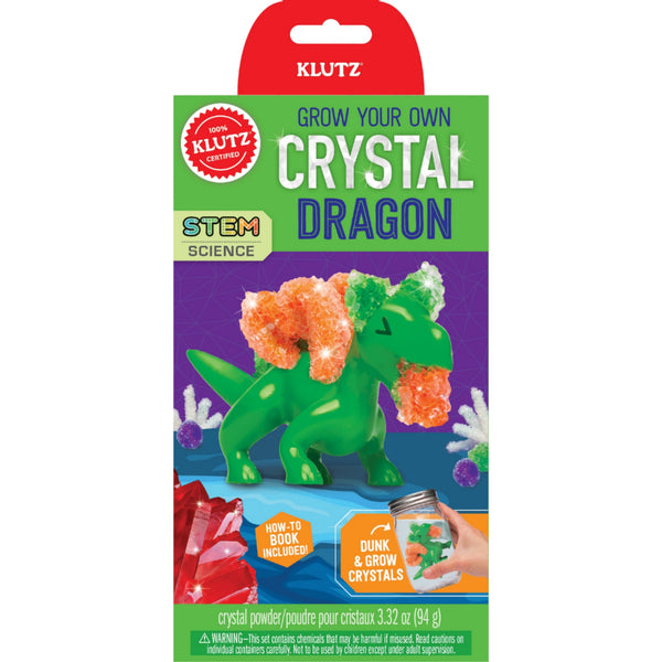 Grow Your Own Crystal Dragon