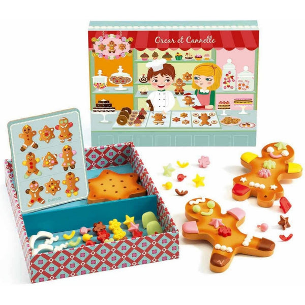 Oscar & Cannelle's Bakery Set