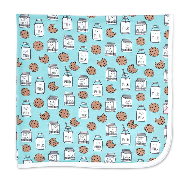 Bedtime Stories Modal Swaddle Blanket